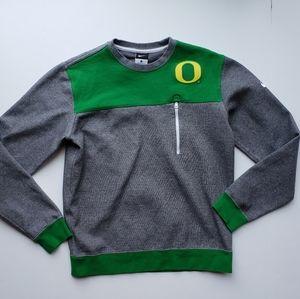 Nike Oregon Ducks Pullover Men Medium Shirt Long